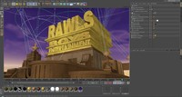 free 20th century rawls 3d model