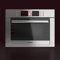 Bosch Built-in Combination Oven