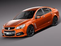 Holden VF Commodore SSV 2014