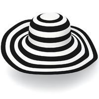 3d lady s hat model