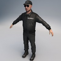 Security Guard 01