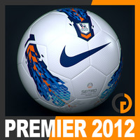 2011 2012 Premier League Match Ball