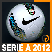 2011 2012 Lega Calcio Serie A Tim Match Ball