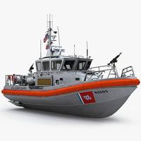 USCG response boat medium