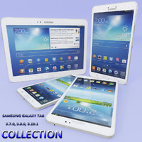 Samsung Galaxy Tab 3.7.0, 3.8.0 and 3.10.1 Collection