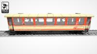 Passenger wagon WS 01