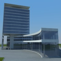 3ds max buildings 2
