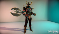 warrior viking war 3d x