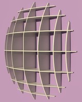 spherical shelves rfa