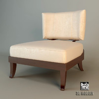 3d victoire chair model