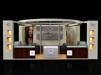 jewellery stall design max