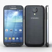 Samsung Galaxy S4 mini Black Mist  I9190 & I9192