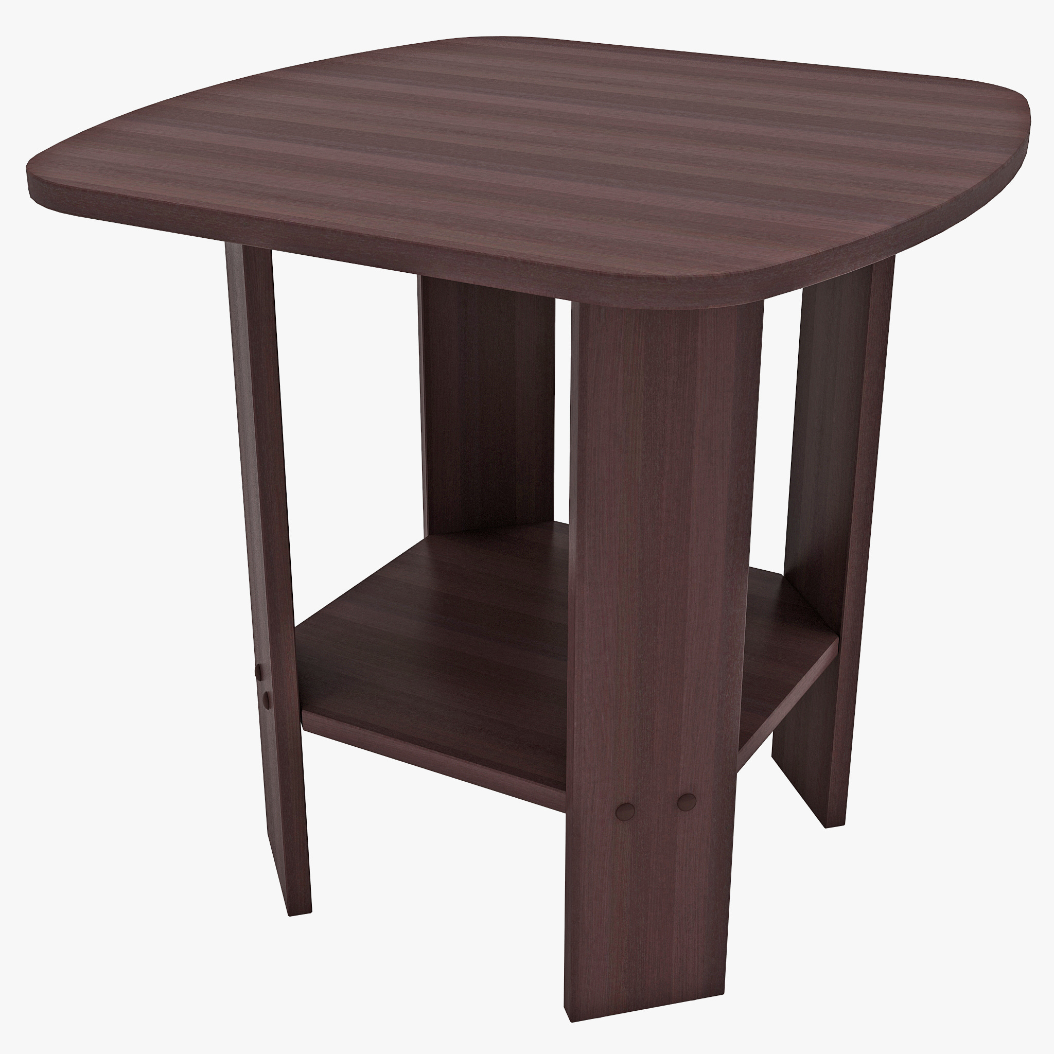 3d model furinno end table for Table 3d model