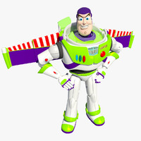 buzz ready insertion 3d model