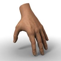 human hand ma