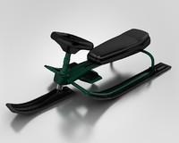 3d sled