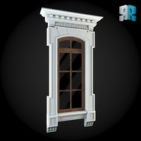 3ds max window