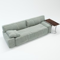 3d model cassina 244 myworld 1