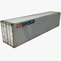 ge cargo container 3ds