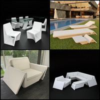 3d rest outdoor furniture vondom