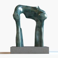 henry moore large max