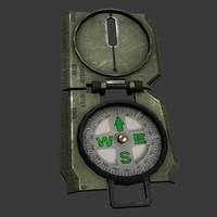 3dsmax compass