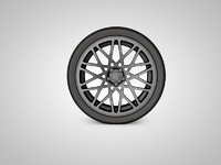 car rim dare 3ds