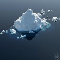 max iceberg ice