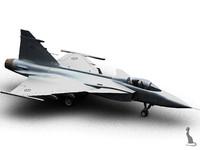 JAS-39 Gripen, Static