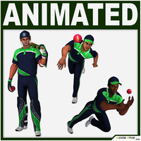 Cricket Players CG Pack Collection