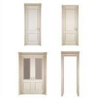doors - legnoform veneziana 3d model