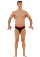 3d model body scan athletic male