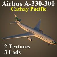 3d airbus cpa model