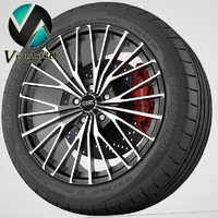 wheel OZ Ego racing