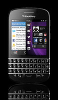3d blackberry q10 model