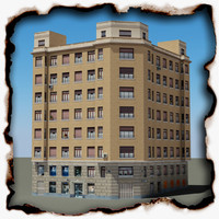 3d building 85