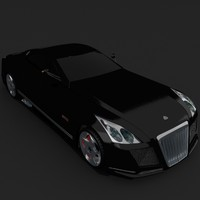 3d maybach exelero