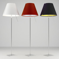 3d constanza lamp light