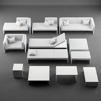 lounge furniture slimline max