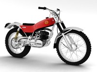 3d montesa cota 247 1970