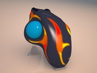 Wireless Trackball Logitech m570