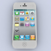 3d new apple iphone 5