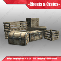 chests crates 3ds
