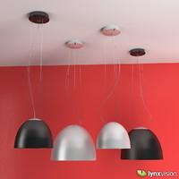 3ds max nur metamorfosi pendant lamps