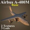 Airbus A400 3D models