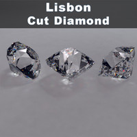 lisbon cut diamond max