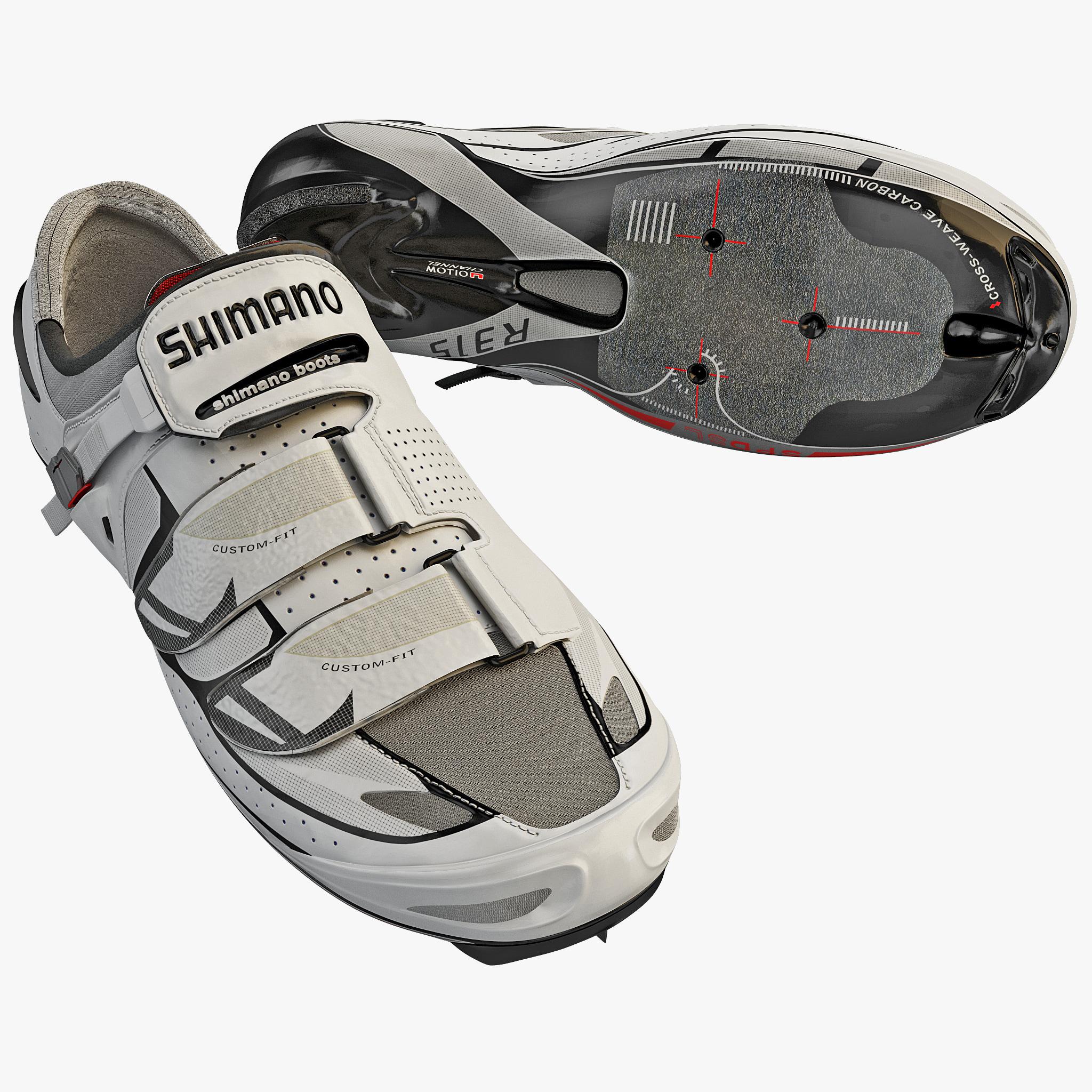 Road Bicycle Shoes Shimano_1.jpg