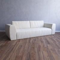 3d sofa mauro lipparini