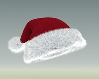 Animated Santa's Hat