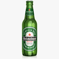 Heineken Bottle